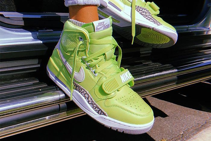 Don C Air Jordan 2 Green 1