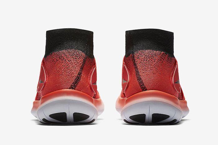 Nike Free Rn Motion Flyknit 2017 Crimson 2