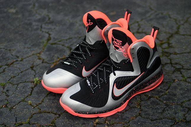 Nike Le Bron 9 Mango 04 1