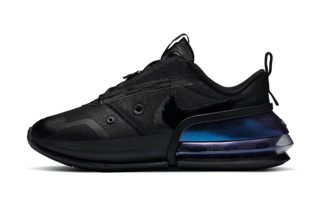 Nike Air Max Up Black Left