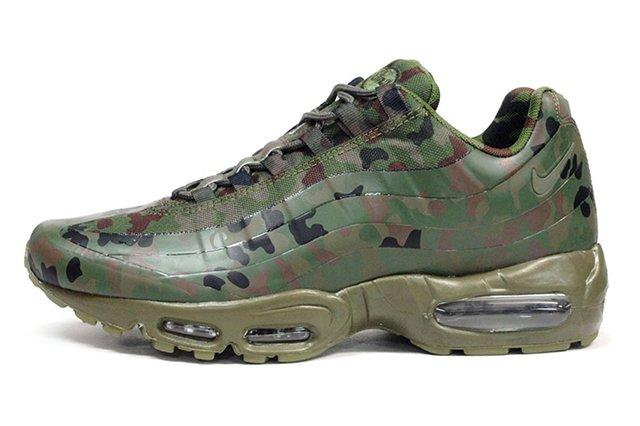 Nike Air Max 95 Sp Japanese Camouflage 2