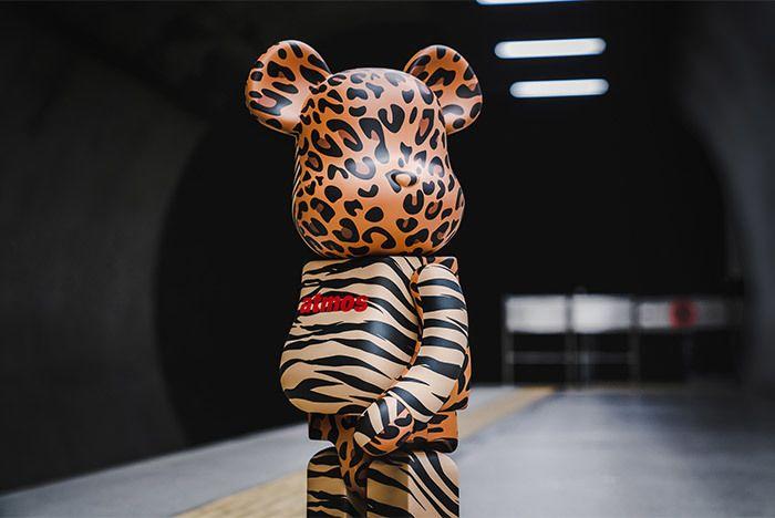 Nike Air Max 1 95 Animal Pack 2 0 Be@ Rbrick Bearbrick 100 400 3