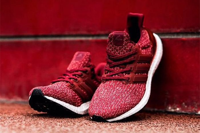 Adidas Ultra Boost 3 All Red 4