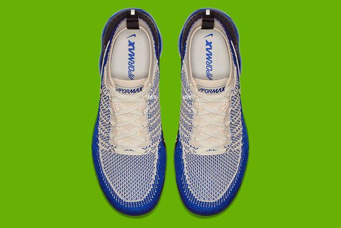 Nike Air Vapormax 2 White Blue 2