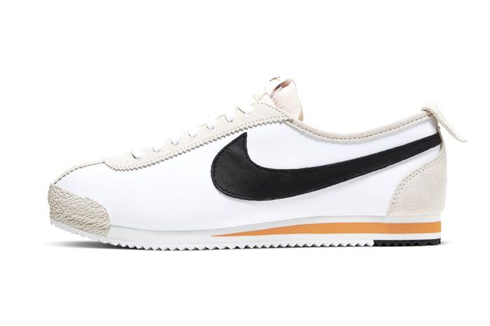 Nike Cortez 72 Blue Ribbon Sports Ck9667 100 Release Date Lateral