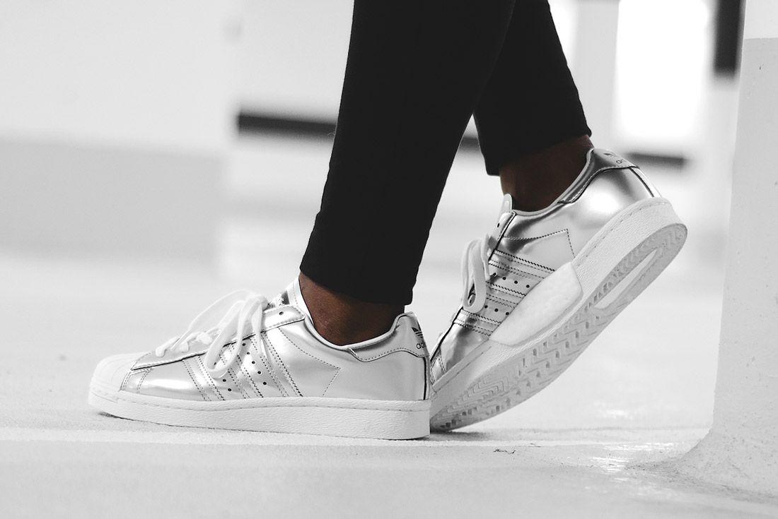 Adidas Superstar Boost Womens 4