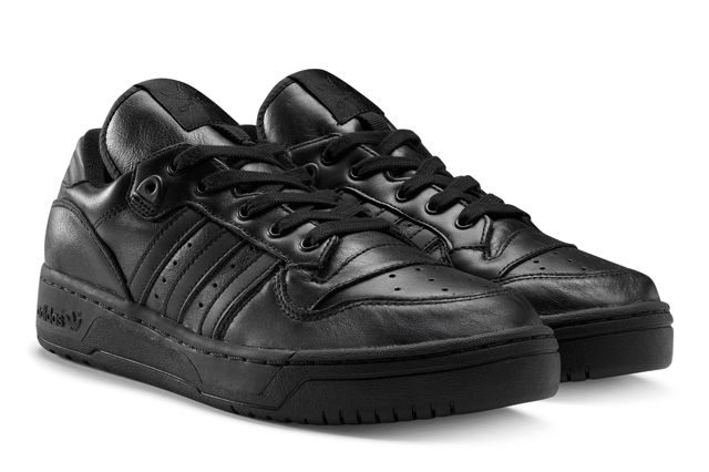 Adidas Rivalry Lo Black