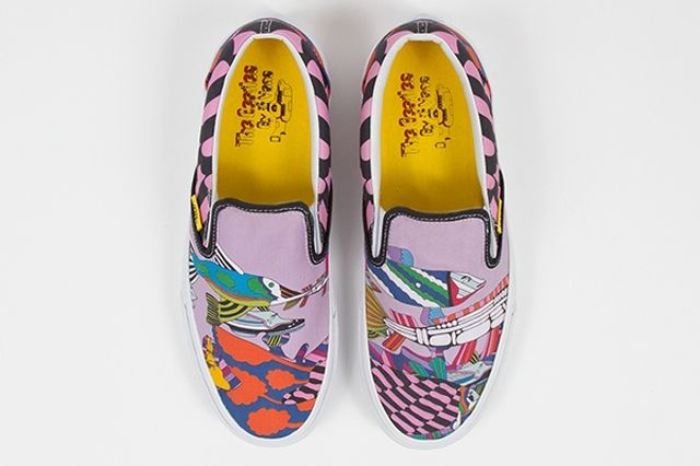 Vans Beatles Yellow Submarine 1