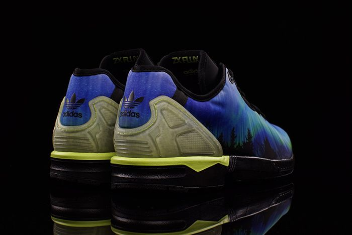 Adidas Zx Flux Decon Northern Lights3