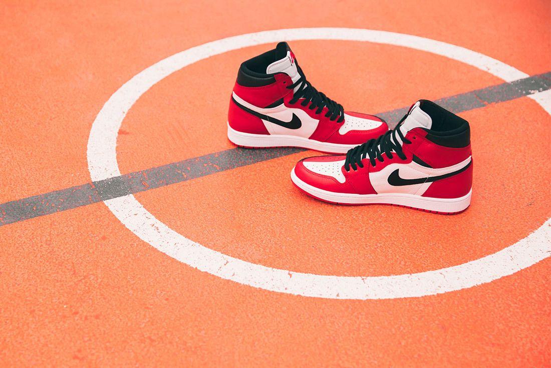 Nike Air Jordan 1 Homage To Home 82