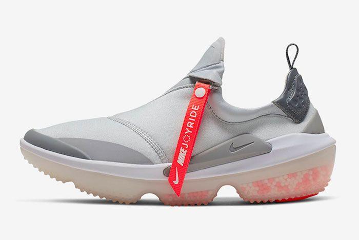 Nike Joyride Optik Pure Platinum Left