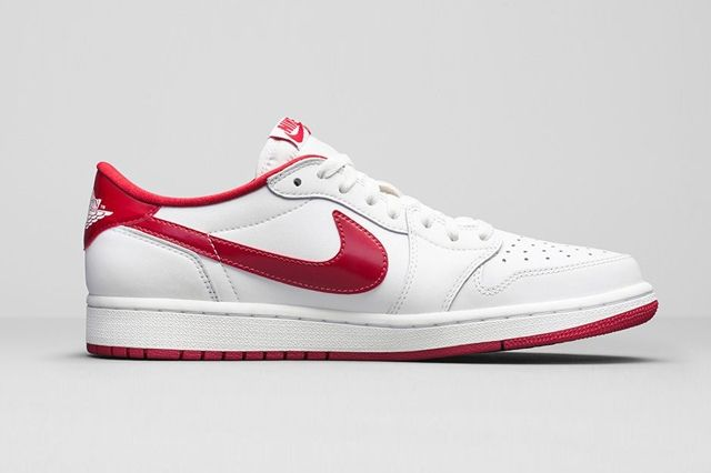 Air Jordan 1 Low Og Varsity Red 1