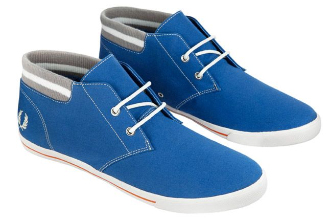 Fred Perry Byron Boot 01 1