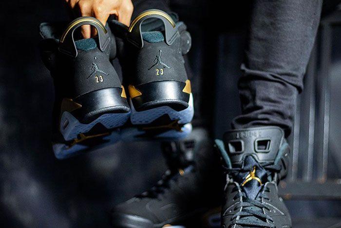 Air Jordan 6 Dmp On Foot 6