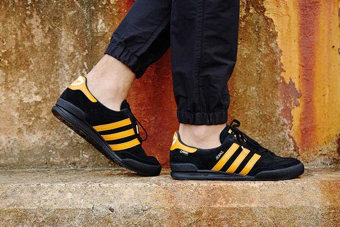 Adidas Jeans Gtx Black Orange 1