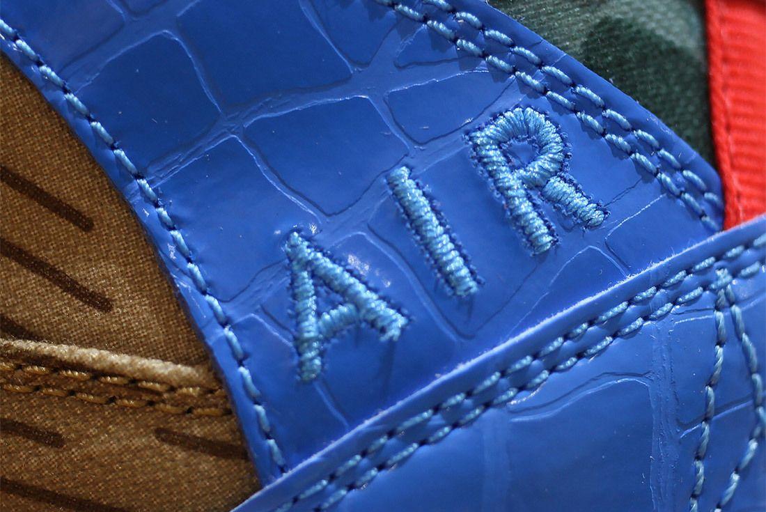 Nike Air Humara Camo 1