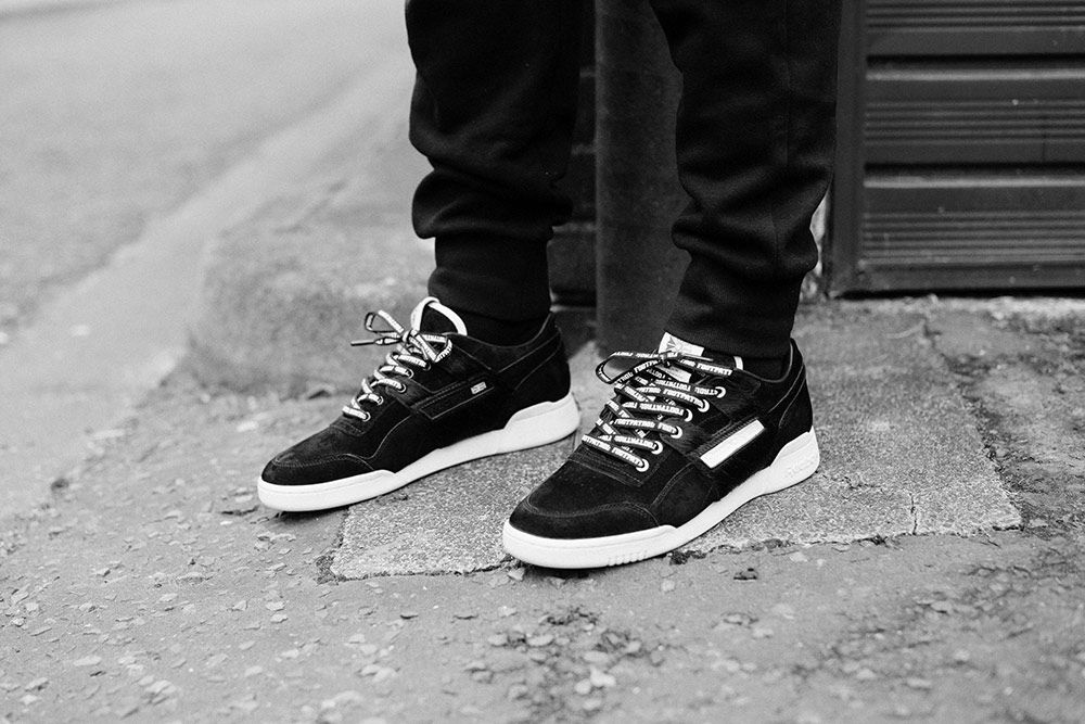 Reebok Footpatrol Workout Lo Blackbuck 1 1