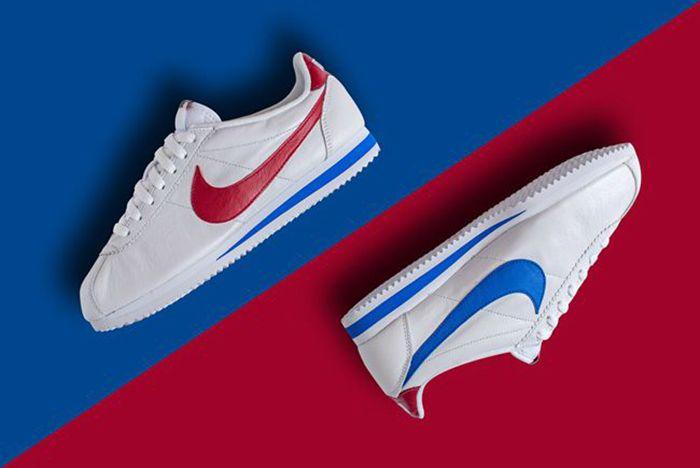 Nike Classic Cortez Leather Nai Ke