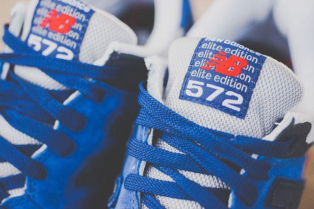 New Balance 572 Bg Blue 6