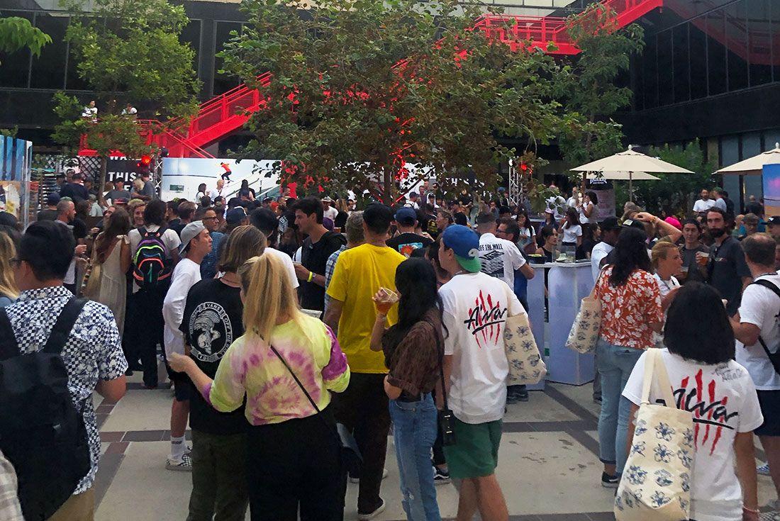 Vans X Geoff Rowley Event 20 Anniversary4 Crowd