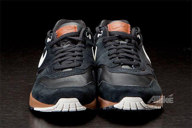Nike Air Max 1 Premium Black Sail 4 1