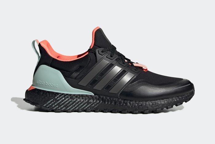Adidas Ultraboost Guard Aqua Lateral