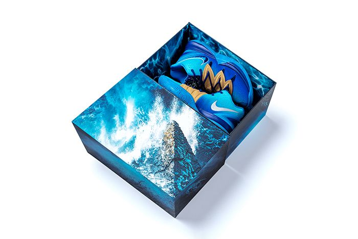 Concepts Nike Kyrie 5 Orions Belt Release Date Packaging