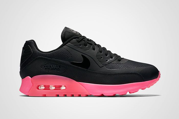 Nike Air Max 90 Ultra Digital Pink Black Thumb
