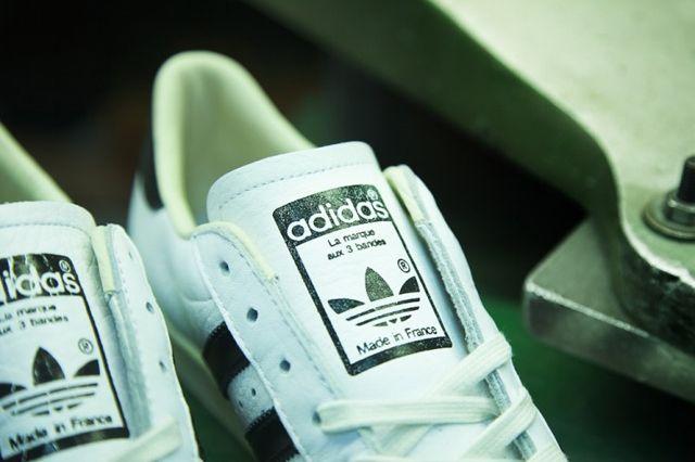 Adidas Consortium Superstar Made In France 7