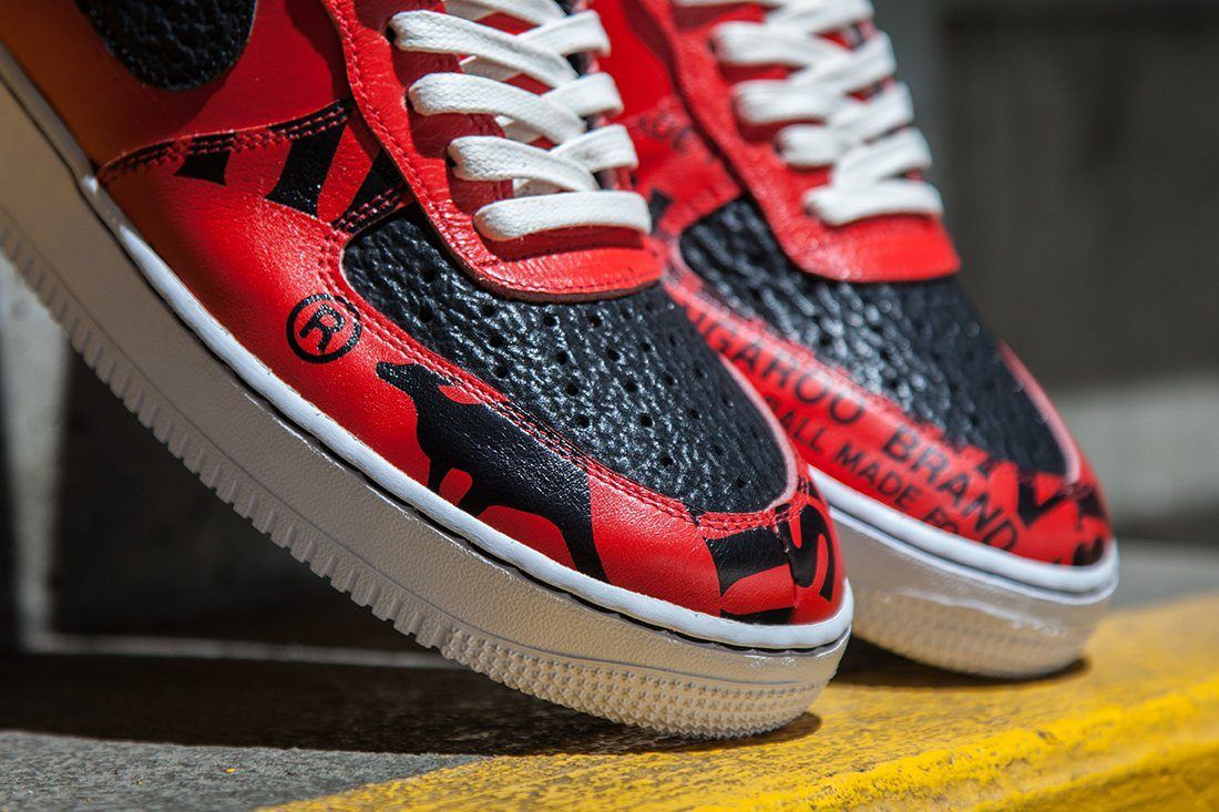 Sneaker Freaker X Bespokeind Melbourne Rules 4