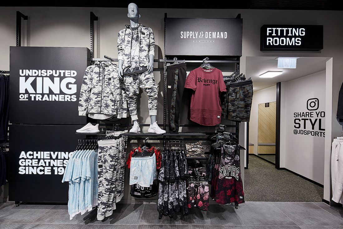 Take A Look Inside The New Pacific Fair Jd Sports Store27