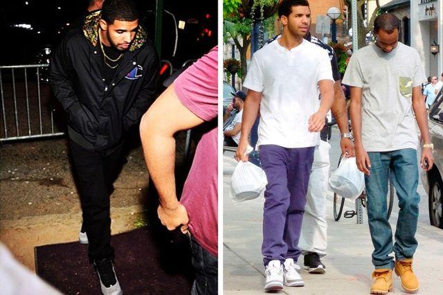 Drake Sneaker Style Profile 6