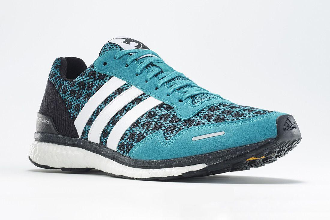 Adidas Adizero Adios Boston Green Best Marathon Shoes Feature