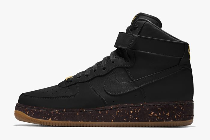 Nike Celebrate Warriors Championship Win With Nikei D Premium Cork Collection7