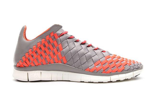 Nike Free Inneva Woven Spring 2013 Orange 1