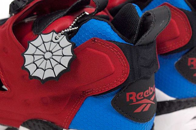 Marvel Reebok Insta Pump Fury Spider Man 09 1