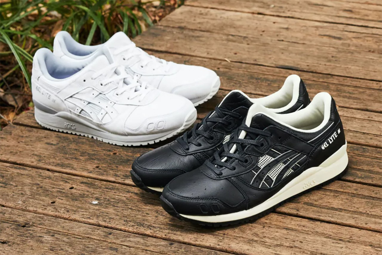 ASICS GEL-Lyte III Leather Pack atmos