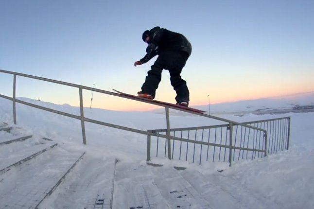 Nike Snowboarding Never Not Full Length 5