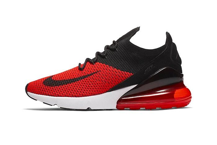 Nike Air Max 270 Flyknit Bred 1