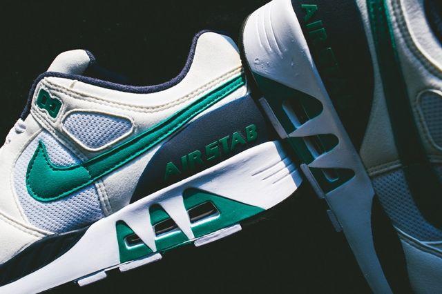 Nike Air Stab Emerald Navy Bumper 3