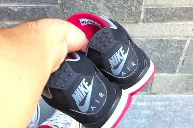 Air Jordan 3 No Jumpman 4 1