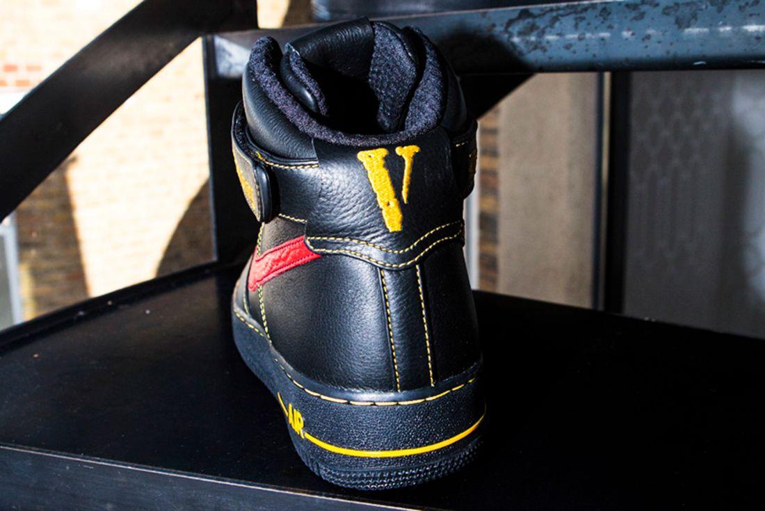 Vlone X Nike Air Force 1 7