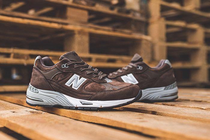 New Balance 991 Brown 6