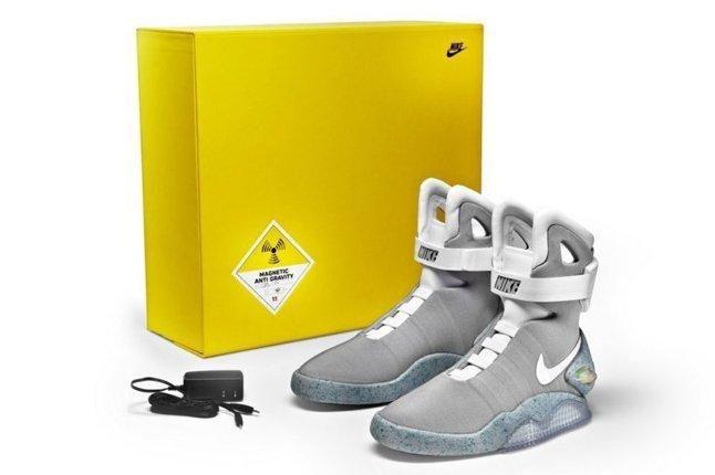 Nike Mcfly Ebay Auction 9 11