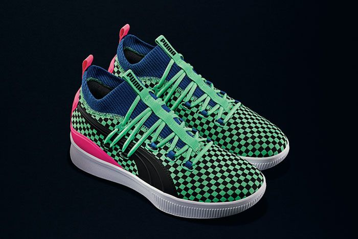Puma Clyde Court Summertime Release Date Pair Side