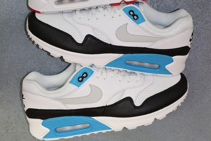 Nike Air Max 90 1 Laser Blue 1
