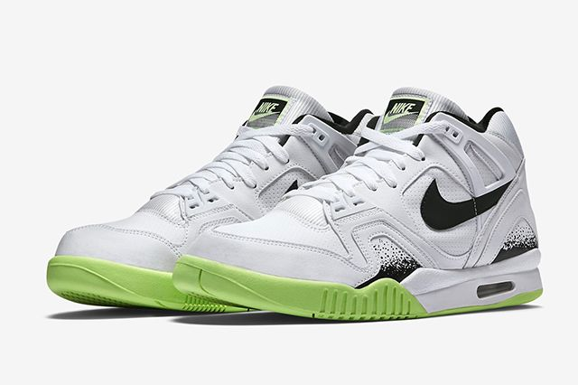 Nike Air Tech Challenge Ii Liquid Lime 3