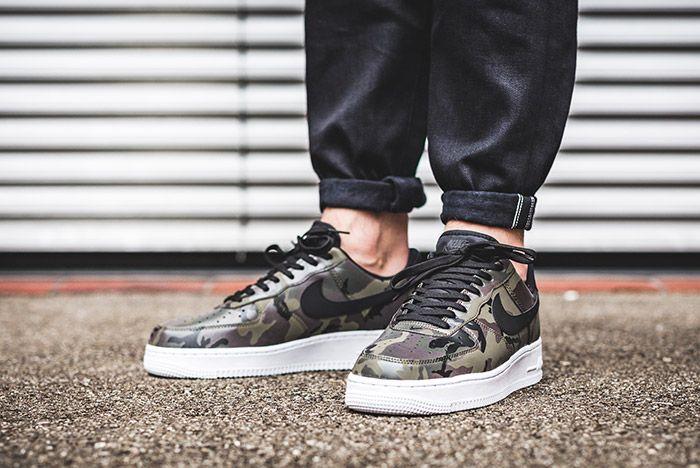 Nike Af1 Camo 10 Sneaker Freaker