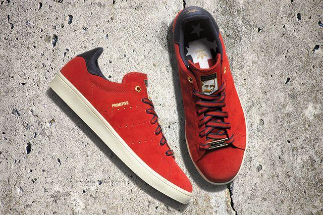 Primitive X Adidas Skateboarding A League Collection1