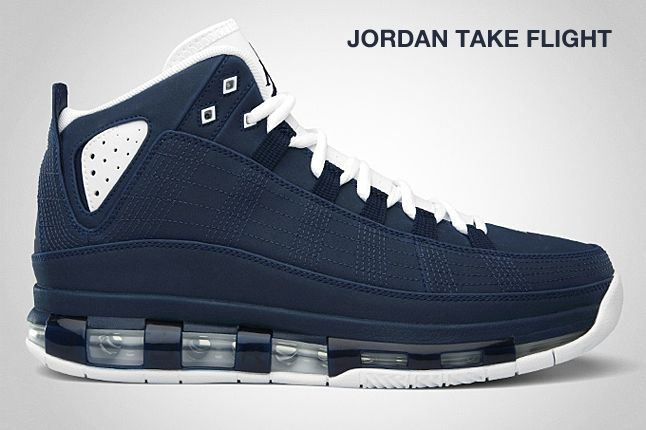 Jordan Take Flight Navy 1